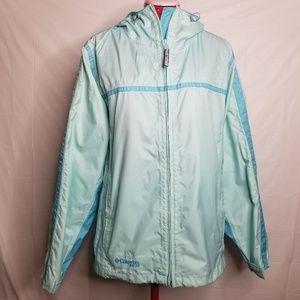 Columbia XCO Storm Dry Women's Rain Coat size L